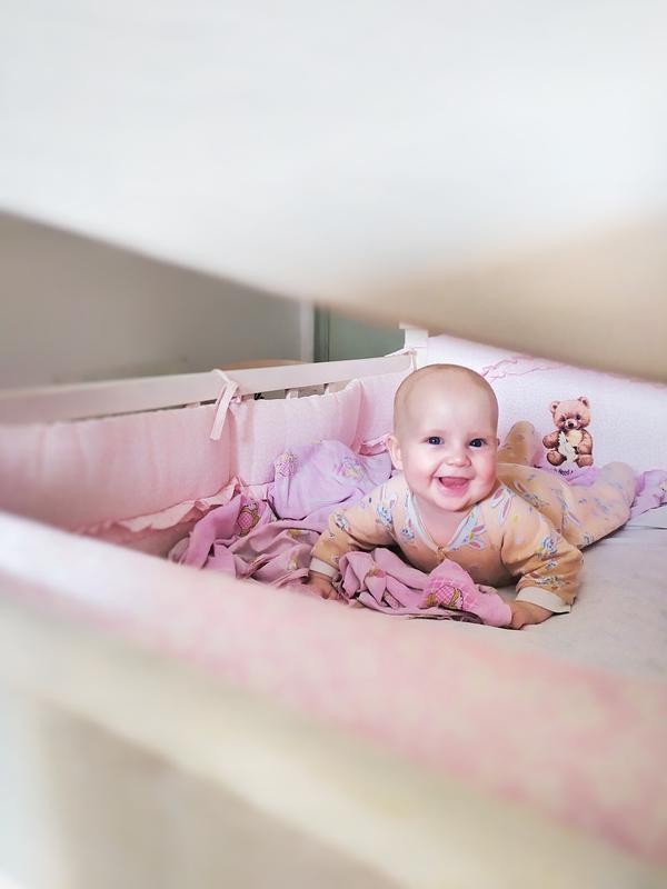 pościel niemowlęca z ochraniaczem